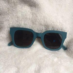 Celine Titanium Blue Sunglasses